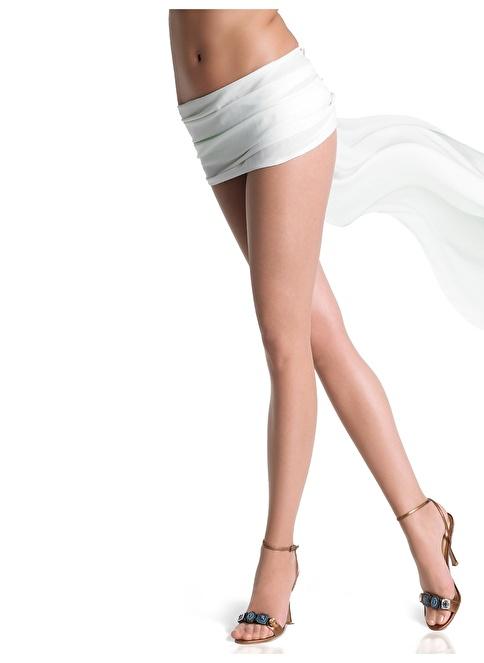 Pierre Cardin Ultra İnce Mat Külotlu Çorap Renkli